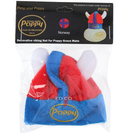 Poppy hat Norway