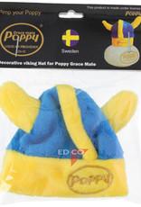 Poppy muts Noorwegen