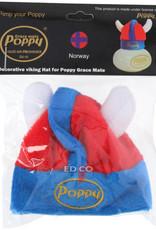 Poppy hat Sweden