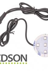 Ledson - POPPY LED - Rot mit direktem Anschluss -10-40V