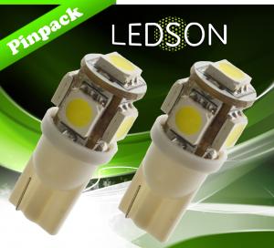 5 SMD weißes Xenon weißes LED-Licht