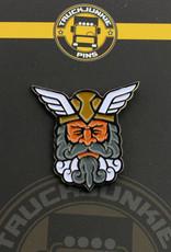 Pin Viking Man