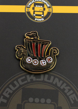 Pin Viking Boat