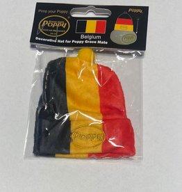 Poppy Beanie Belgium