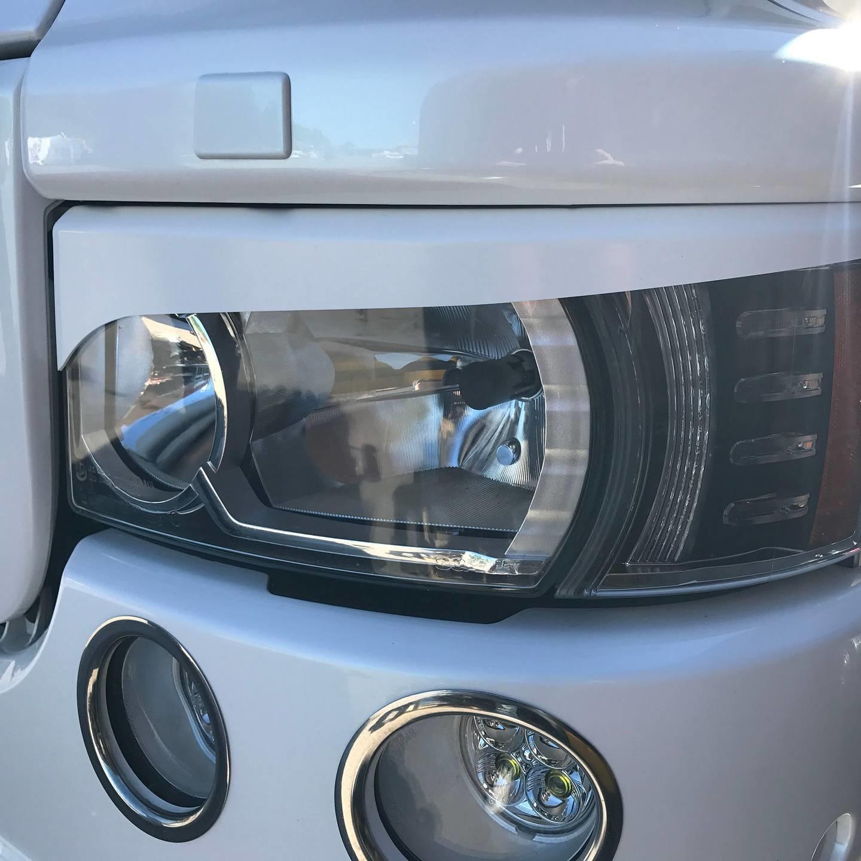 Booskijkers - Scania Next Gen - Without flashing light recess