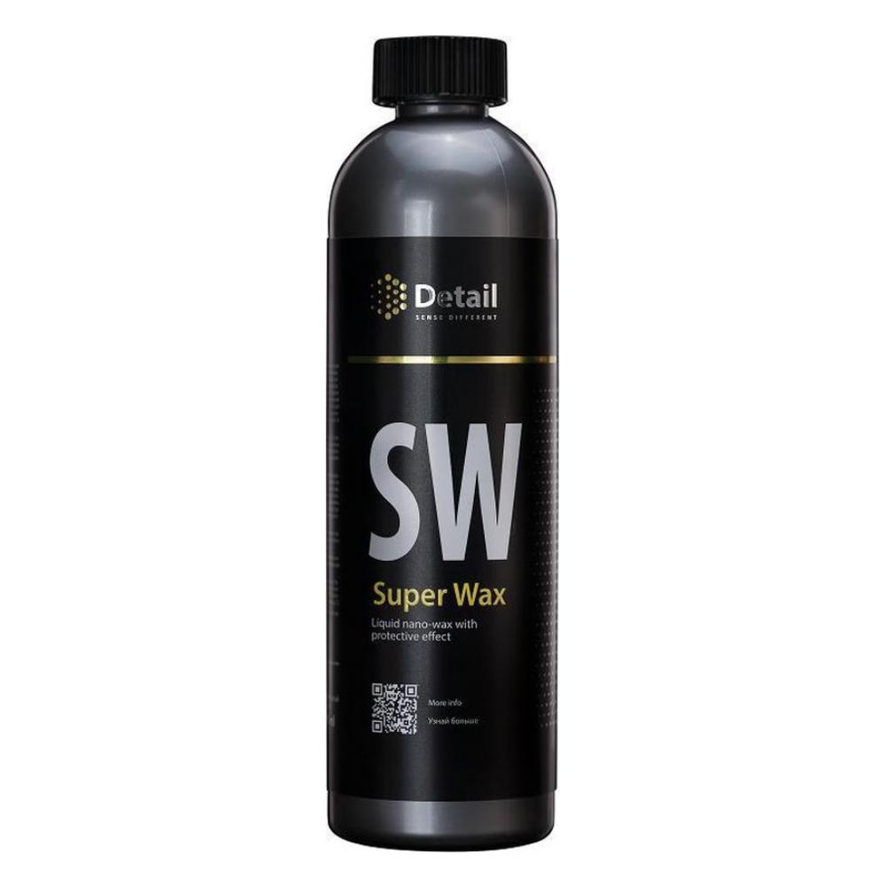 Detail SW Super Wax