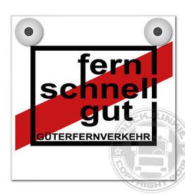 Fern Schnell Gut - Light box