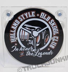 Holland Style Old Skool Club - Lichtbakje Deluxe