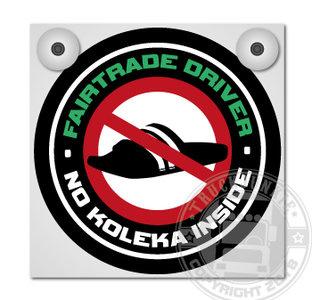 Fairtrade Driver - Lichtbakje Deluxe