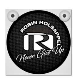 Robin Holsappel - Never Give Up - Lichtbakje Deluxe
