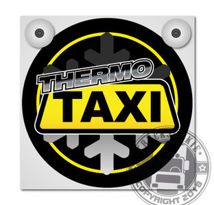 Thermo Taxi - Lichtbox Deluxe