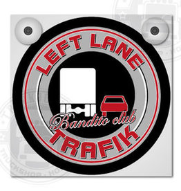 Left Lane Trafik - Bandito Club - Light Box Deluxe