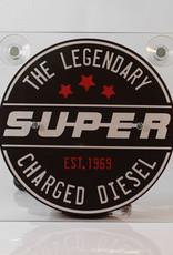 Super Charged Diesel - Lichtbakje Deluxe