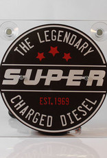 Super Charged Diesel - Light Box Deluxe
