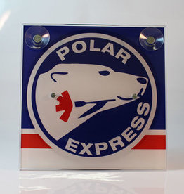 Polar Express Red / Blue - Light box Deluxe