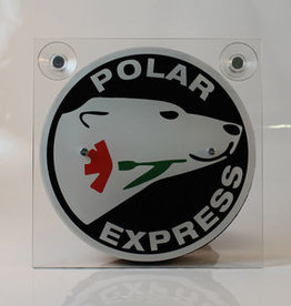 Polar Express Black / White - Light box Deluxe