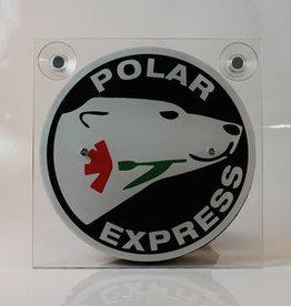Polar Express Zwart/Wit - Lichtbakje Deluxe