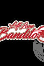 Left Lane Bandito - Volldruckaufkleber