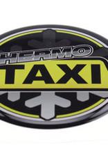 Thermo Taxi - 3D Deluxe Volldruckaufkleber