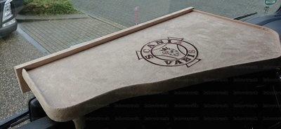 Armaturenbrett Tisch gepolstert Scania ohne Logo
