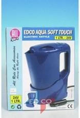 Waterkoker Aquasoft met houder 24v 1L