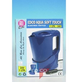 Kettle AquaSoft with holder 24v 1L