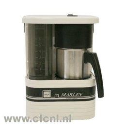 Kaffeemaschine Kirk 6 Tasse