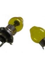 H4 Lichtkappen gelb