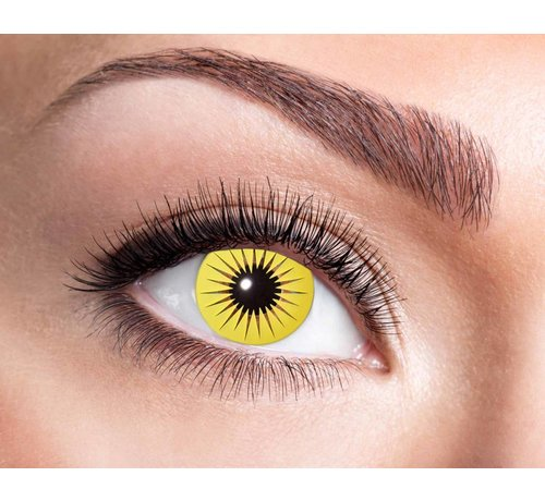 Eyecatcher Yellow Star