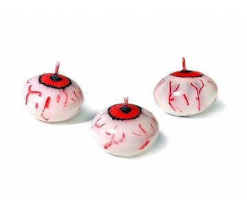 Party Deco Floating candle Eye, 4cm