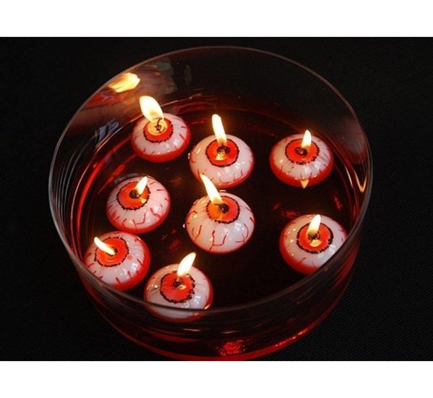 Floating candle Eye, 4cm