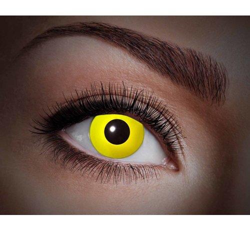 Eyecatcher Color lenses Eyecatcher UV Flash Yellow