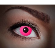 Eyecatcher Color lenses Eyecatcher UV Flash Pink