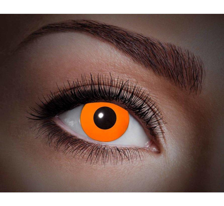 UV Flash Orange | Jaarlenzen