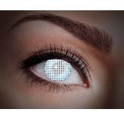 Eyecatcher Color lenses Eyecatcher UV White Screen
