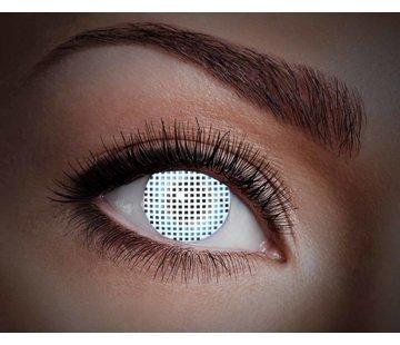 Eyecatcher UV White Screen   Lentilles annuelles