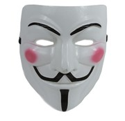 Partyline Mask Anonymous