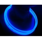 "Breaklight.be 22"" Glow Halskettingen Blauw"