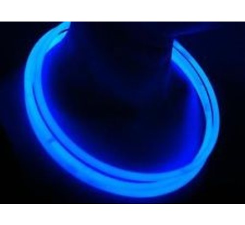"""Breaklight.be 22"""" Colliers Lumineux Bleue"""