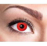 Eyecatcher Red Devil | 3 month lenses