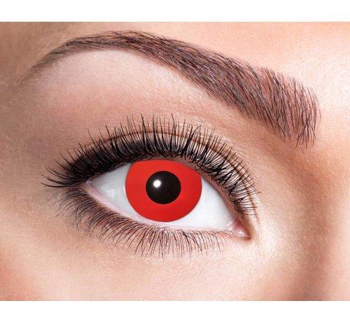Eyecatcher Red Devil   3 month lenses