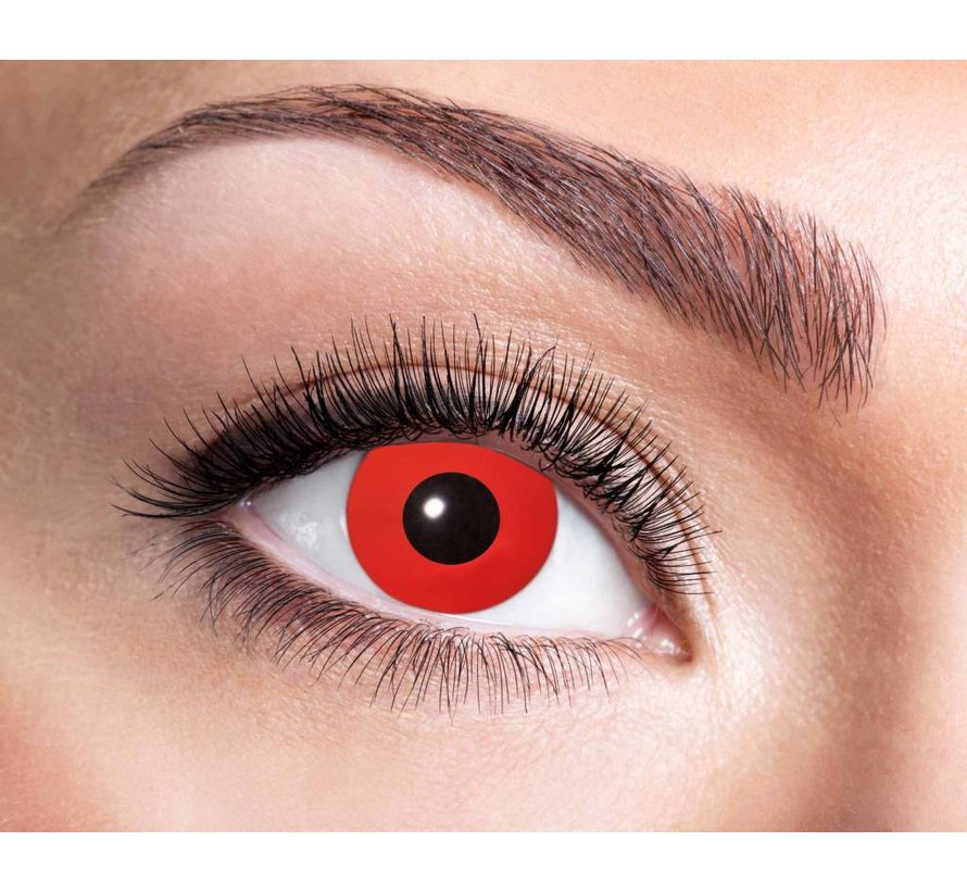 Red Devil   3 month lenses