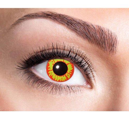 Eyecatcher Ork 3 month colorlenses