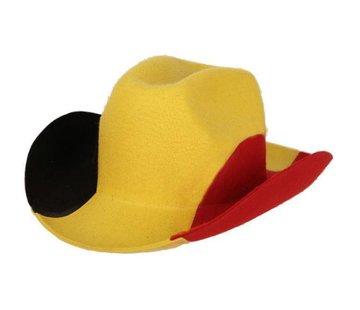 Partyline Chapeau Felt Cowboy Belgique