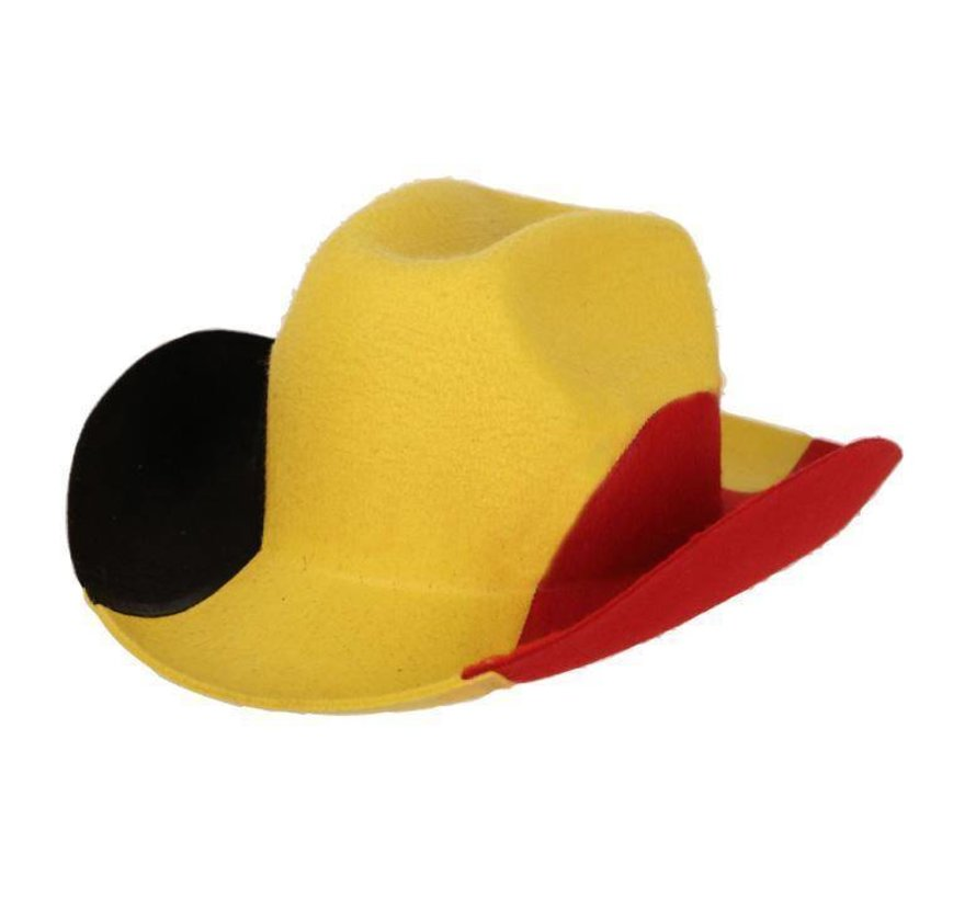 Chapeau Felt Cowboy Belgique