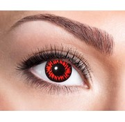 Eyecatcher Red Wolf 3 month color lenses