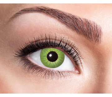 Eyecatcher Electro Green 3 maand kleurlenzen