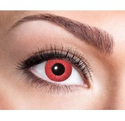 Eyecatcher Electro Red 3 month colorlenses
