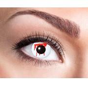 Eyecatcher White Slash 3 maand kleurlenzen