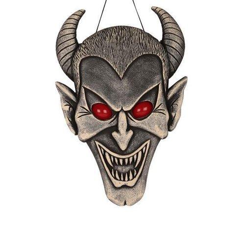 Partyline Deco Devil 60cm with light | Halloween decoration